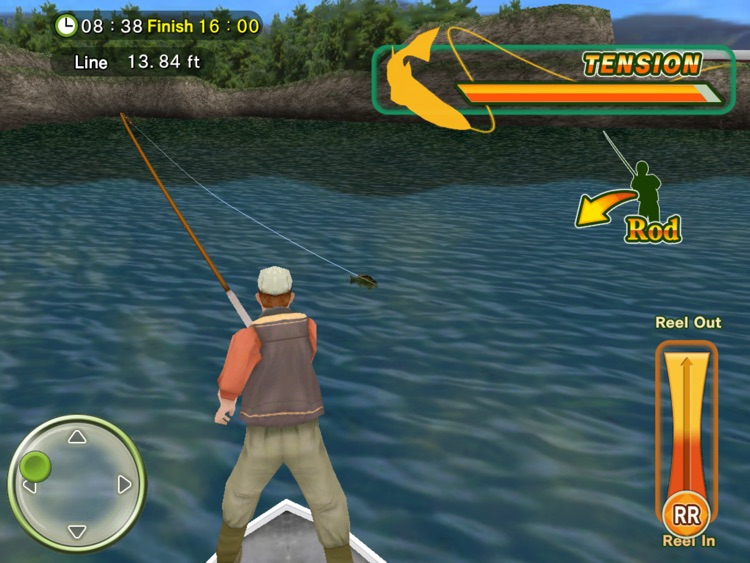 Fly Fishing 3D HD screenshot-3