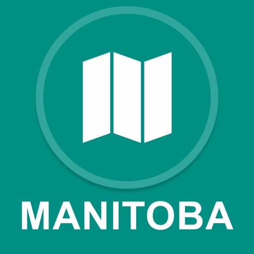 Manitoba, Canada : Offline GPS Navigation