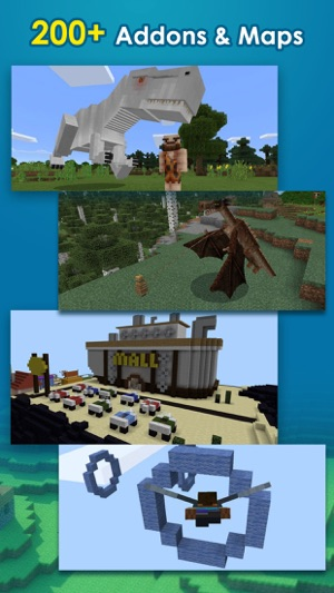 200 Mc Addons Maps For Minecraft Pe On The App Store