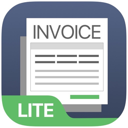 Invoice Lite by HarveyWiz: PDF Invoicing & Receipt