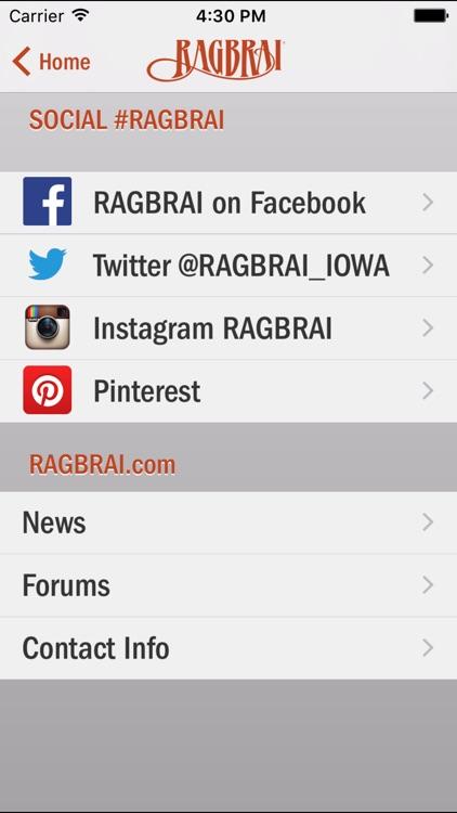 RAGBRAI® screenshot-3