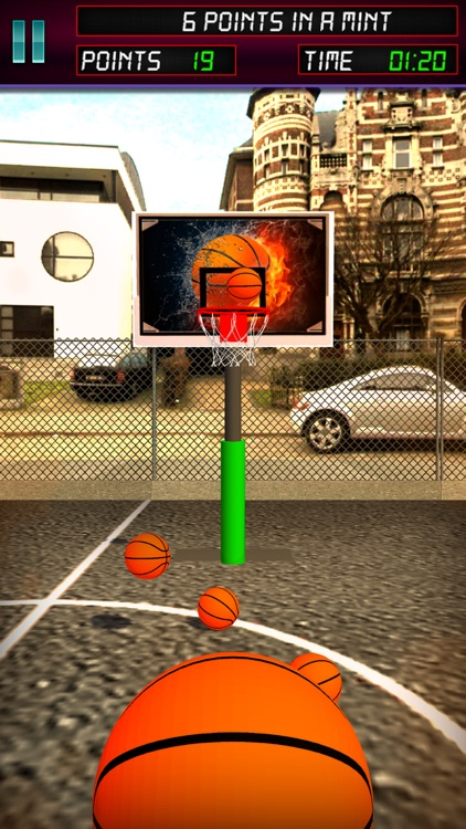 Basketball Local Arcade Game – Slam Dunk Challenge