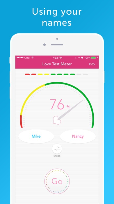 Love Test Meter - Relationship Compatibility Screenshots