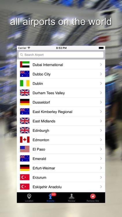 Air tracker for Jet Airways screenshot-3