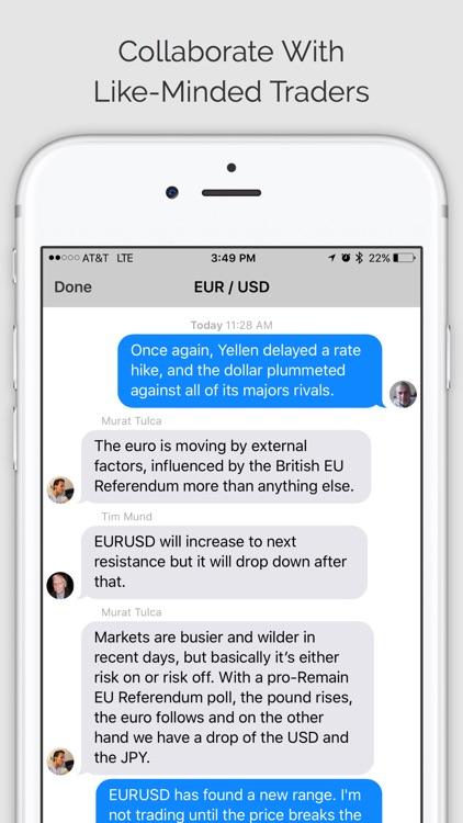 FOREX TRADER PRO: FX Trading Signals, Charts, News screenshot-4