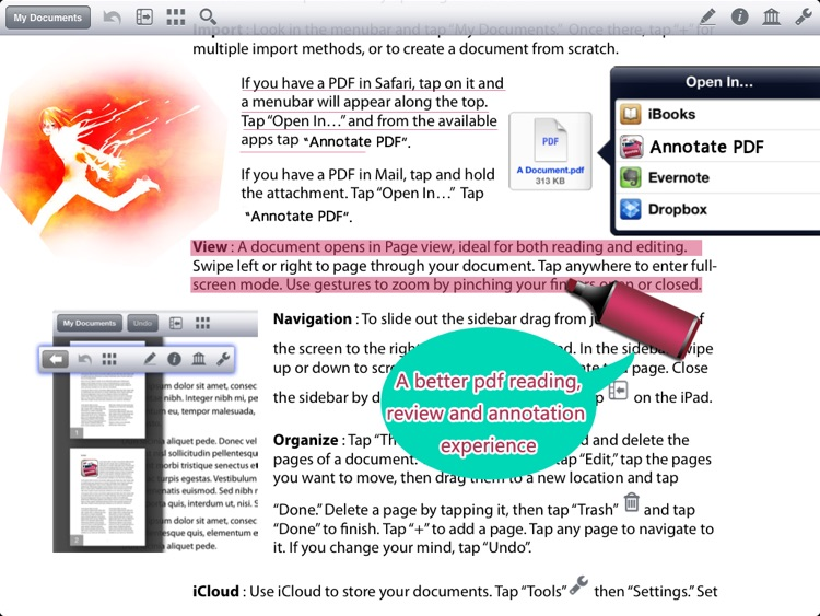 PDF Editor Pro - Take Note, Sign & Fill Forms screenshot-4