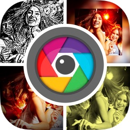FilterPic professional photo filters and effects