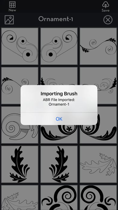 iC Brushes - ABR Importer
