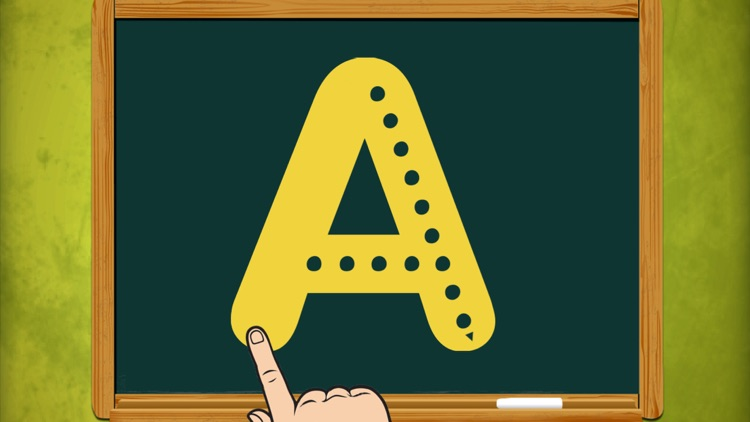 Tracing ABC - Learn To Write Alphabet