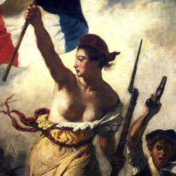 Delacroix Artworks for iMessage