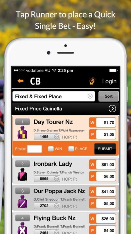 Centrebet Sports Betting