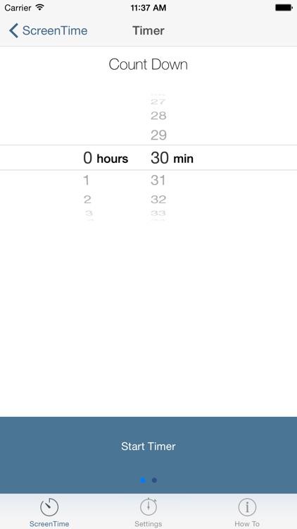Screen Time Express screenshot-3