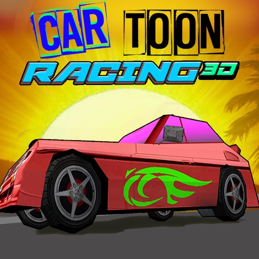 Car Toon Kids Racing :Cartoon Car Racing For Kids