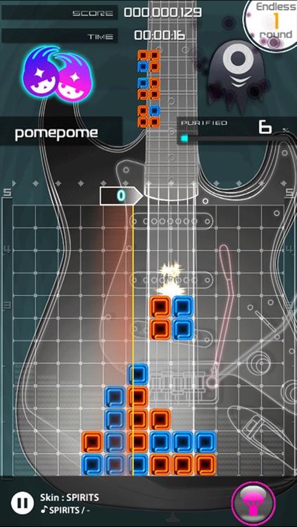 LUMINES PUZZLE & MUSIC screenshot-4