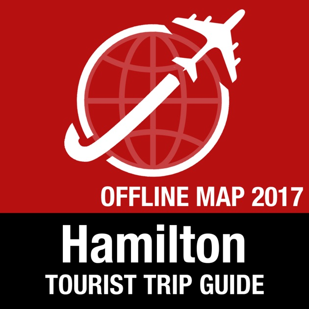 Hamilton Tourist Guide Offline Map on the App Store