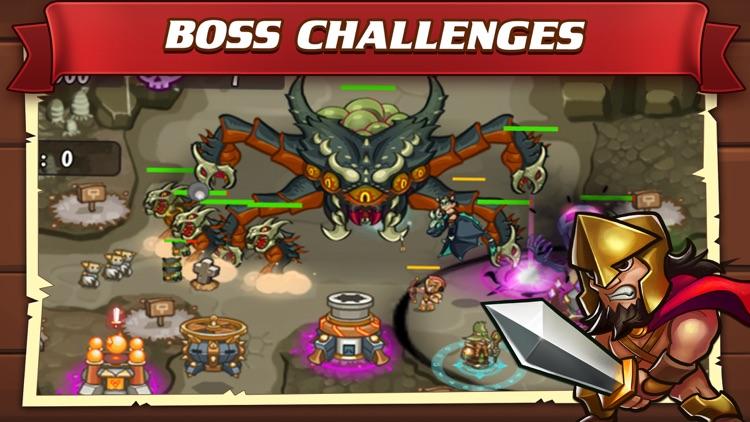 Castle Defense 2 screenshot-3
