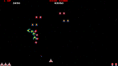 Galax Defender screenshot 3