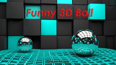 Funny 3D Ball Crush screenshot one