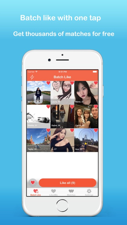 Match boost for Tinder -See Who Alreadly Liked You screenshot-3