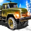 Off Road Army Truck Parking Sim - Snow Driving 3D