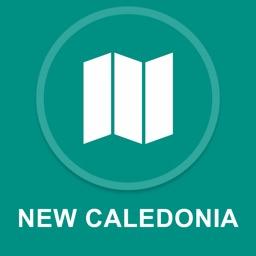 New Caledonia : Offline GPS Navigation