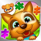 123 Kids Fun ANIMATED PUZZLE Jigsaw Puzzles Games icon