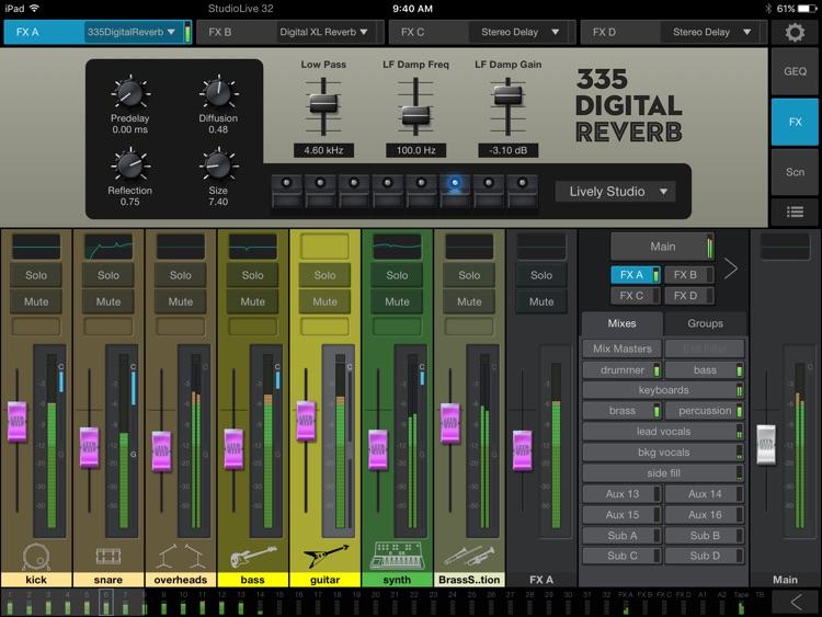 PreSonus UC Surface screenshot-3
