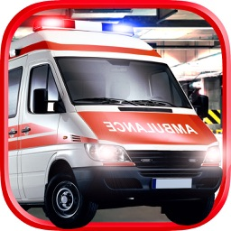 Ambulance 3D - Parking Simulator