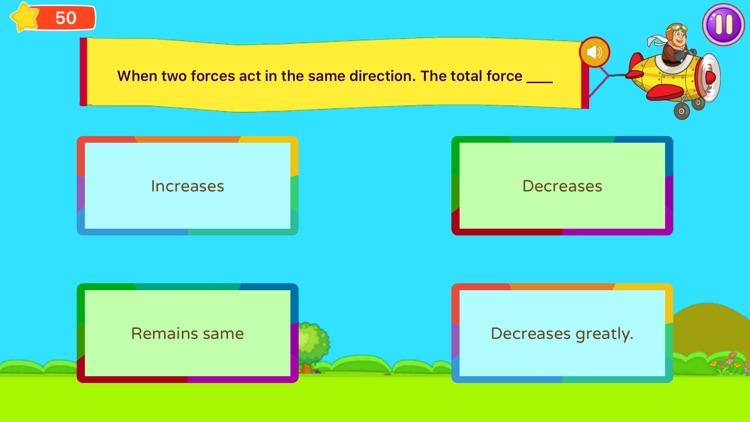 THIRD GRADE SCIENCE EDUCATION GAMES, FUN: HERMIONE screenshot-3