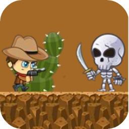 Cowboy Run and Jump