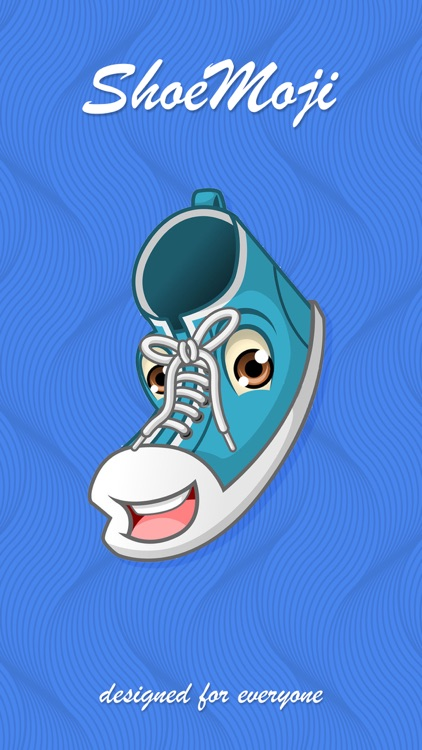 ShoeMoji - shoe emojis & stickers keyboard app screenshot-0