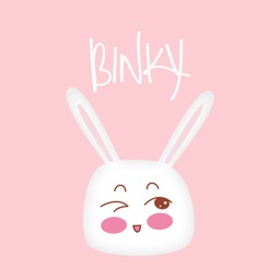 Binky Stickers