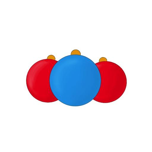 X-Mas Bells Sticker