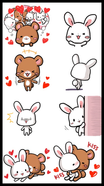 About Love 2 Stickers screenshot-3