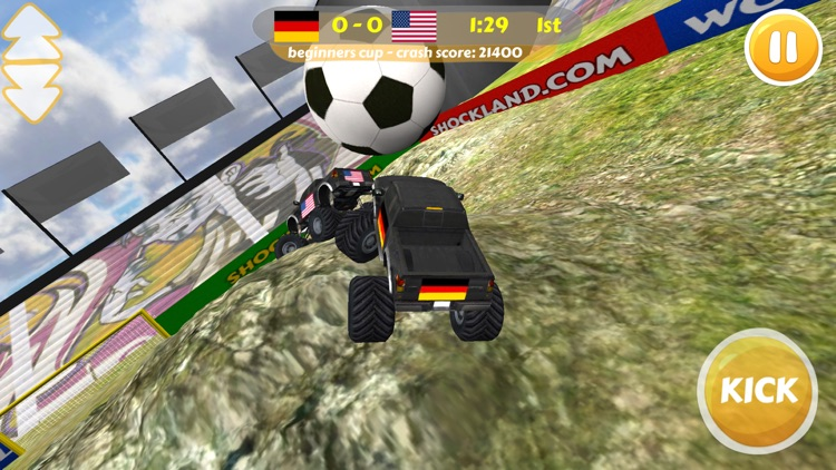 World Truck Ball - OffRoad screenshot-4