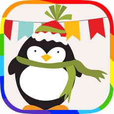 Activities of Penguin Memory Matching Kids and Toddler Games