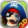 海盗 - 骷髅海贼的海盗船游戏来了