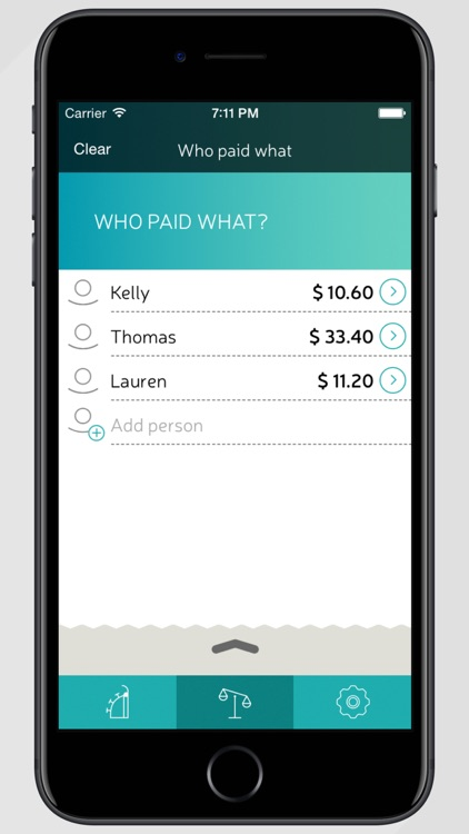 Split Wizard: Share Bills Payments Group Expenses screenshot-1
