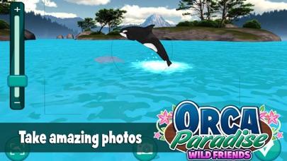 Orca Paradise: Wild Friends screenshot two