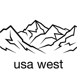 PeakFinder USA West app