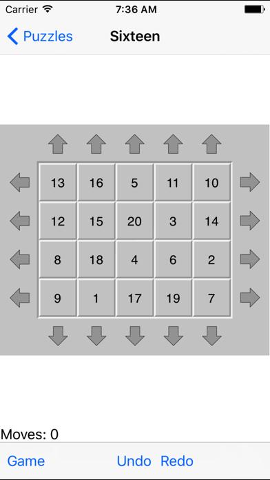 Puzzle Games - 10! Logic Board screenshot three