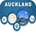 Auckland New Zealand Offline Map Navigation GUIDE icon