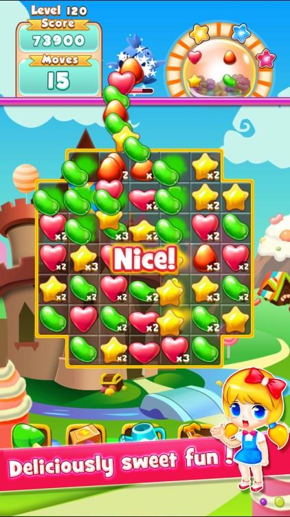 Candy Blast Harvest - Match 3 Games screenshot-3