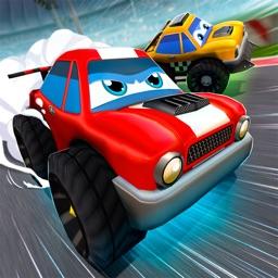 Lightning Racing Cars