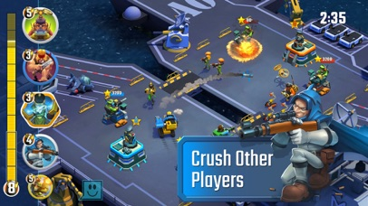 Blitz Brigade: Rival Tactics screenshot 1