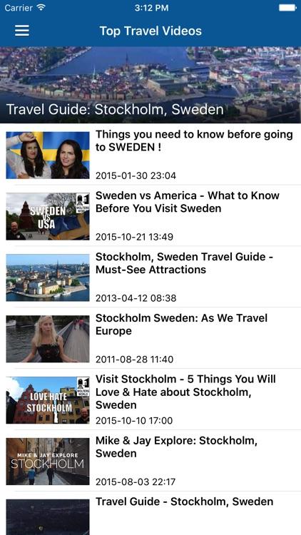 Sweden News & Swedish Info in English Free screenshot-4