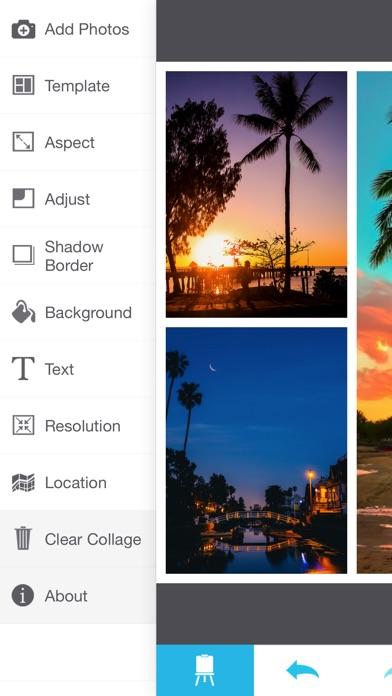 Screenshot #1 pour Moment Mix - Collage Maker