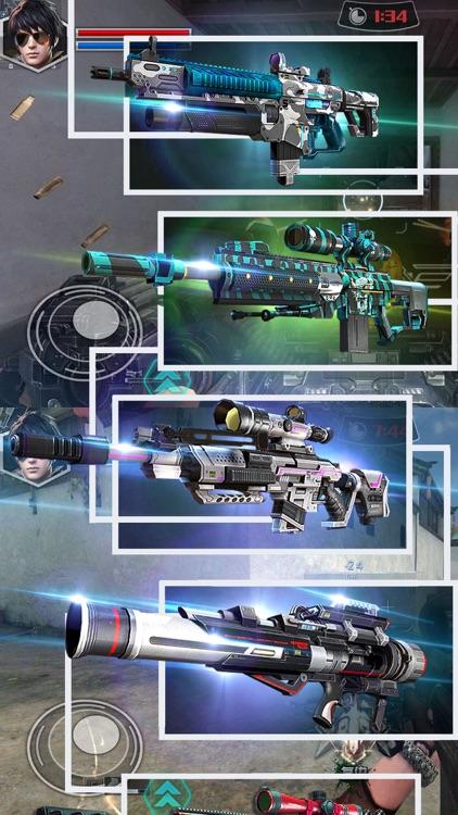 枪战 - 狙击单机游戏