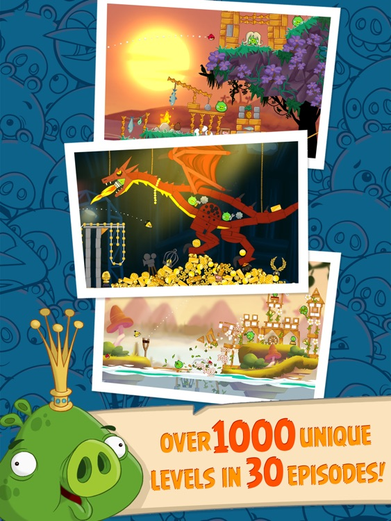 Angry Birds Seasons HD screenshot-4