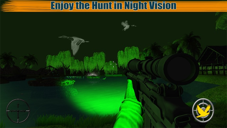 Modern Bird Hunter 2017: Duck hunting game 3D screenshot-4
